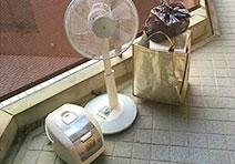 家電製品の回収