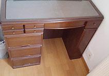 大掃除に伴う家具の回収