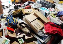 お買い換えの為不用品回収