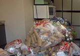 生活ゴミを中心とした不用品回収作業