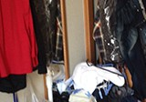 衣類、生活用品の回収