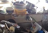 調理器具・生活用品などの回収