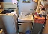 洗面所まわりの不用品回収