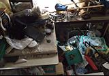 ミシンや生活雑貨の回収