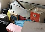 生活用品・家具などの回収