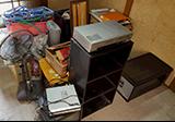 生活雑貨などの不用品回収