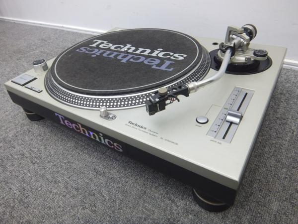 Technics(テクニクス)ターンテーブル SL-1200MK3D