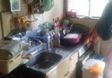 キッチン用品など小物の回収
