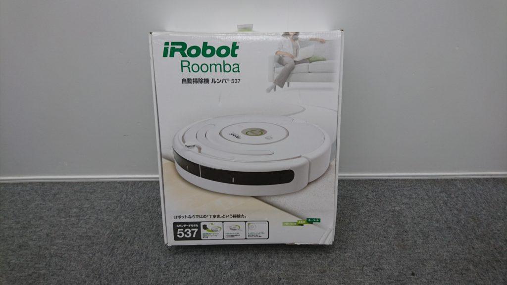 iRobot Roomba537J 自動掃除機