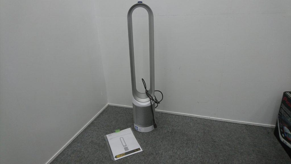 dyson ダイソン air multiplier technology 空気洗浄機付ファン