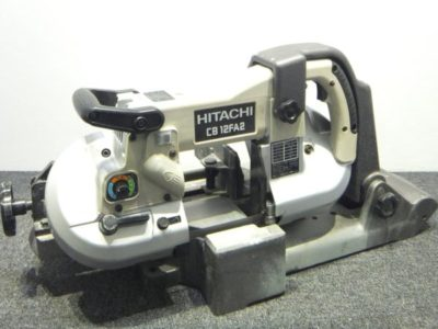 HITACHI Koki 日立工機 120mmロータリーバンドソー CB12FA2 100V 50-60Hz