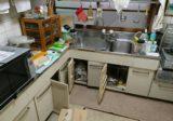 キッチン周りの不用品回収