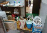 洗濯用小物類の回収