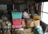 段ボールや衣類などの小物の処分