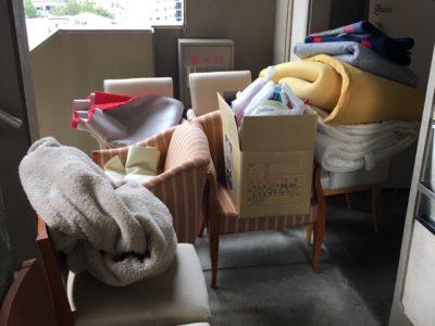 家具や生活雑貨の回収