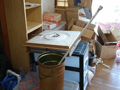 書棚や段ボールなどの出張回収