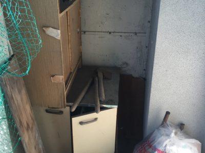 家具袋ゴミなどの出張回収