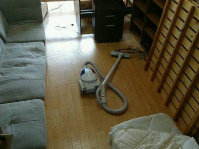 単身様向け家具家電の出張回収
