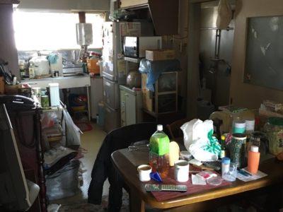 家財一式また小物類の不用品回収