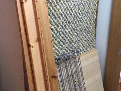 シングルベッドやメタルラックの不要品回収