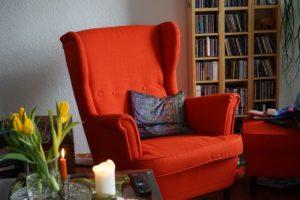 あると便利な一人掛けソファの人気ブランドとお得な処分方法をご紹介