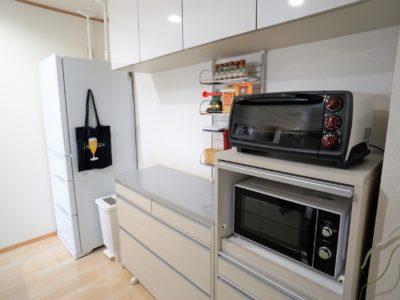 キッチン家電の置き場に欠かせないレンジボードの処分方法が知りたい!