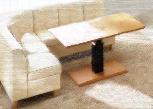 大人数でも使いやすい!リフト式テーブルはこんなに便利!