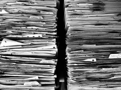 企業の機密書類を処分する「機密文書処理」について知りたい!